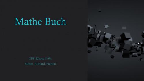 Mathe-Buch-1